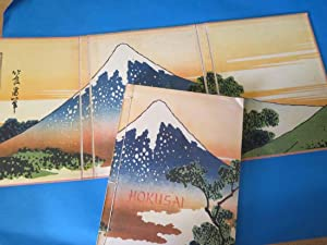 Hokusai: The man mad-on-drawing: Intorduction by Joe