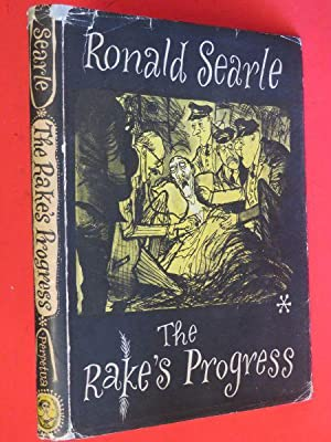 The Rake's Progress: Ronald Searle