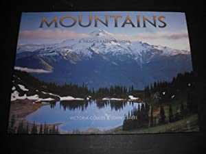 Mountains: A Panoramic Vision: Coules, Victoria & Cleare, John: