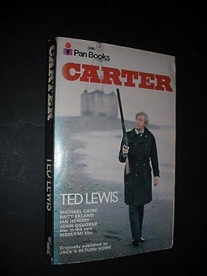 Carter (Originally titled Jack's Return Home): Lewis, Ted: