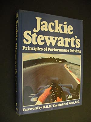 Jackie Stewart's Principles of Performance Driving: Henry, Alan (Ed.):