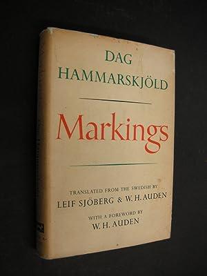 Markings: Hammarskjold, Dag: