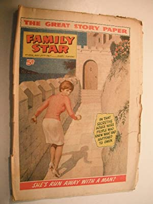Family Star Magazine: 60 Issues (No. 1545 May 27th 1967 to 1620 November 2nd 1968 - just a few ...