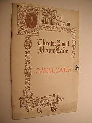 Theatre Royal Drury Lane Programme: Cavalcade (Starring: Coward, Noel:
