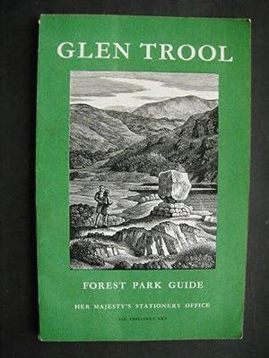 Glen Trol: Forestry Commission Guide: Edlin, H. L. (Ed.):