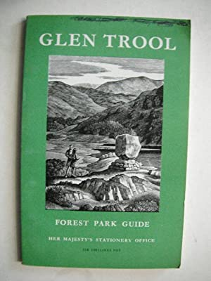 Glen Trool: Forestry Commission Guide: Edlin, H.L. (Ed.):