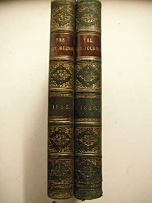The Art Journal: New Series: 2 Volumes (1885 & 1886): n/a: