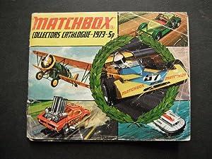 Matchbox Collectors Catalogue 1973: n/a: