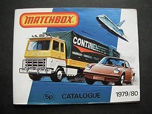 Matchbox Catalogue 1979/80: n/a: