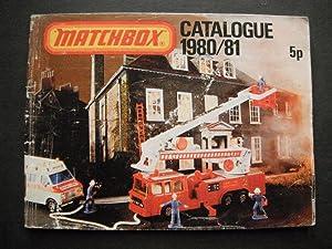 Matchbox Catalogue 1980/81: n/a: