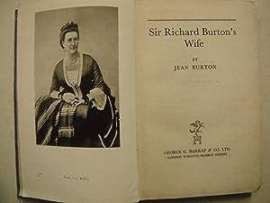 Sir Richard Burton's Wife: Burton, Jean: