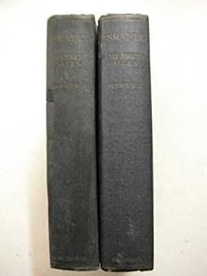 Israfel: The Life and Times of Edgar: Allen, Hervey: