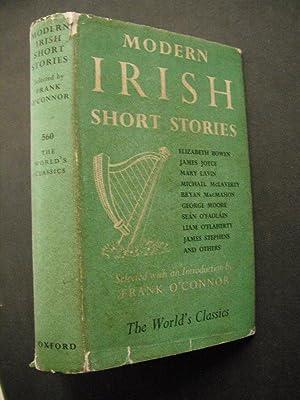 Modern Irish Short Stories: The World's Classics: Various: