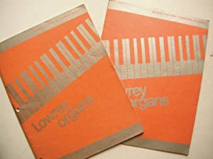 Lowrey Organs Models 98/98k Owners and Service Manual: n/a: