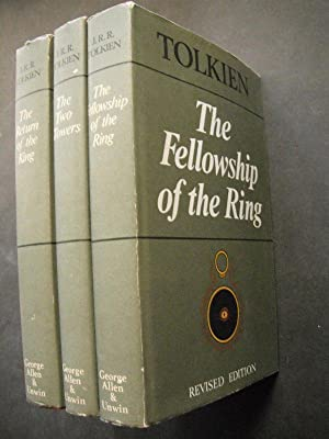 The Lord of the Rings: 3 Volume: Tolkien, J.R.R.: