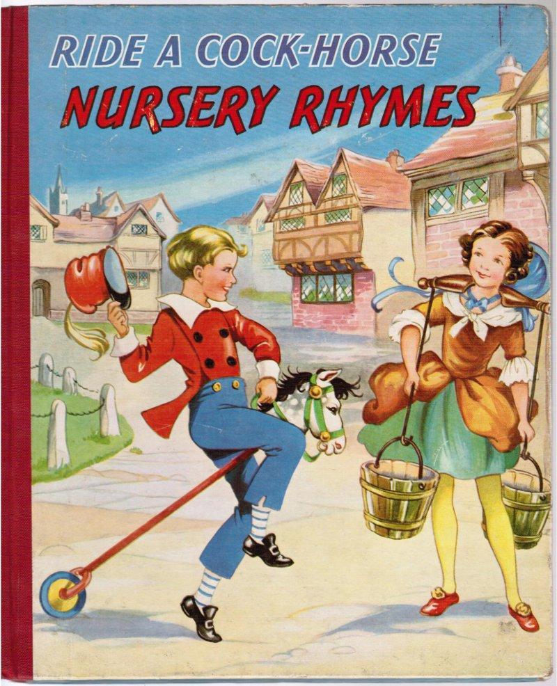 Ride A Horse Nursery Rhymes Cloke Rene Ilrator