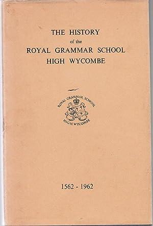 The History of the Royal Grammar School: Ashford, L. J.