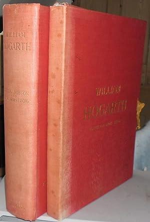 William Hogarth [Book and Portfolio]: Dobson, Austin ;