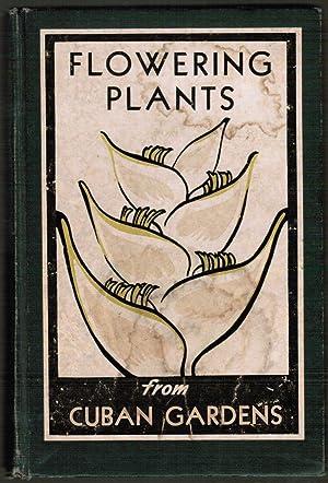 Flowering Plants from Cuban Gardens; Plantas Floridas: Garden Section of