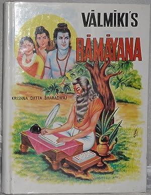 Valmiki's Ramayana (Retold for Young Readers): Bharadwaj, Krishna Datta