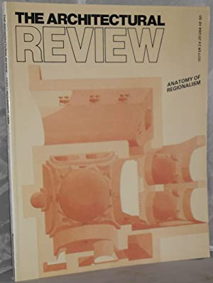 The Architectural Review 1077, November 1986 - Anatomy of Regionalism: Hastings, H. De C.