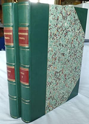 The Herefordshire Pomona. Containing coloured figures and: Bull, Henry Graves,