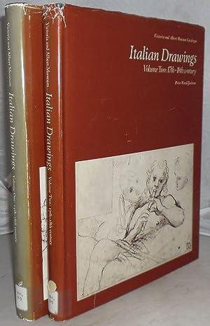 Italian Drawings: Volume One: 14th-16th Century ;: Ward-Jackson, Peter
