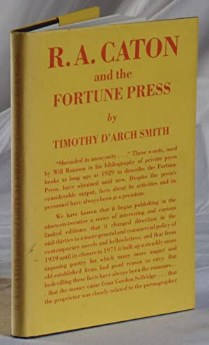 R.A.Caton and the Fortune Press