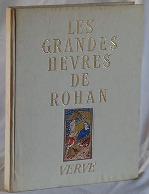 Les Grandes Heures De Rohan: Male, E