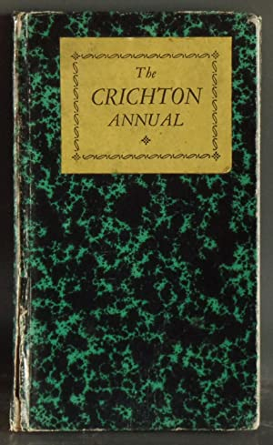 The Crichton Annual. A selection of designs for advertising and commercial Purposes