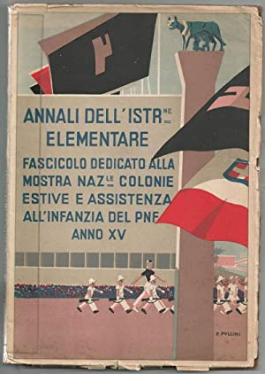 Annali Dell'istruzione Elementare: Anno XII - Fascicolo: Santini, Giulio ;