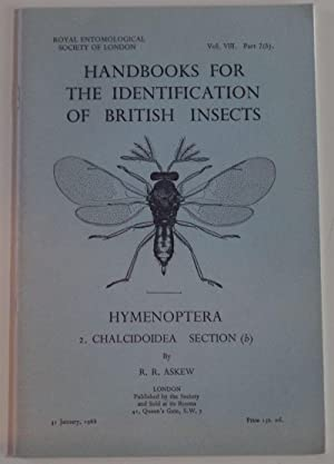 Handbooks for the Identification of British Insects.: Askew, R.R