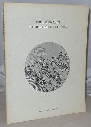 The Journal of Pre-Raphaelite Studies: Volume I,: Various Authors