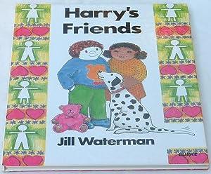 Harrys Friends: Jill Waterman