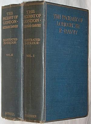 THE PAGEANT OF LONDON. - VOL 1 & 2