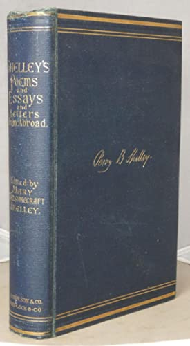 The Poetical Works of Percy Bysshe Shelley.: Shelley, Percy Bysshe;