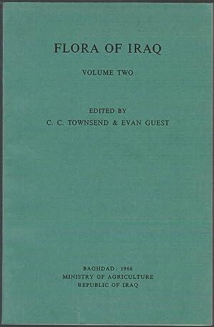 Flora of Iraq: Volume Two: Townsend, C. C.