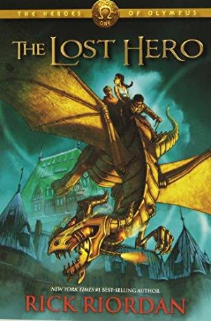The Lost Hero (Heroes of Olympus, Book: Riordan, Rick
