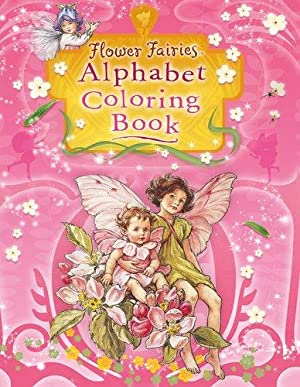 Flower Fairies Alphabet Coloring Book: Barker, Cicely Mary