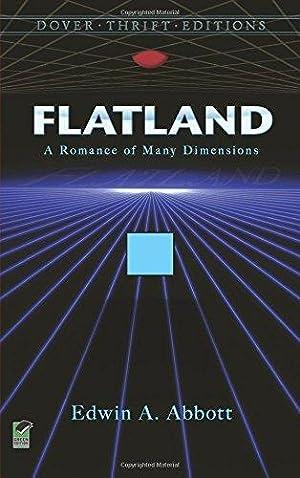 Flatland: A Romance of Many Dimensions (Dover: Abbott, Edwin A.