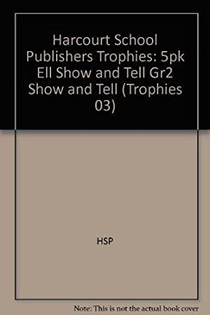 Harcourt School Publishers Trophies: ELL Reader 5-Pack: HARCOURT SCHOOL PUBLISHERS