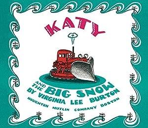 Katy and the Big Snow Lap Board: Burton, Virginia Lee
