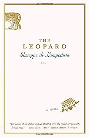 The Leopard: A Novel: Lampedusa, Giuseppe Di