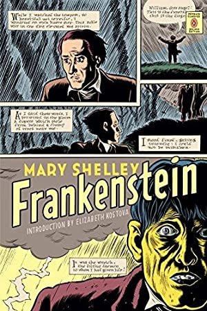 Frankenstein: (Penguin Classics Deluxe Edition): Shelley, Mary