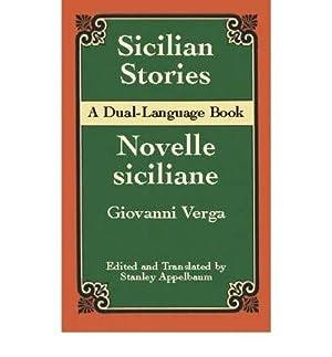 Sicilian Stories: A Dual-Language Book (Dover Dual: Verga, Giovanni