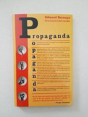 Propaganda: Bernays, Edward
