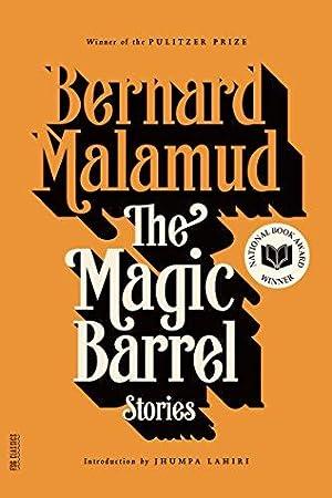 The Magic Barrel: Stories: Malamud, Bernard