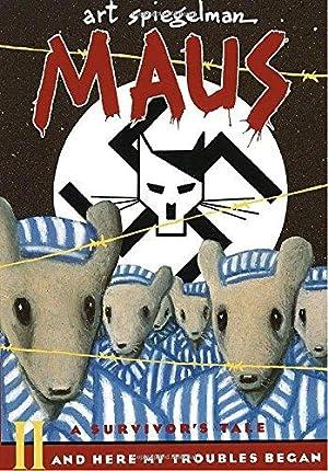 002: Maus II: A Survivor's Tale: And: Spiegelman, Art