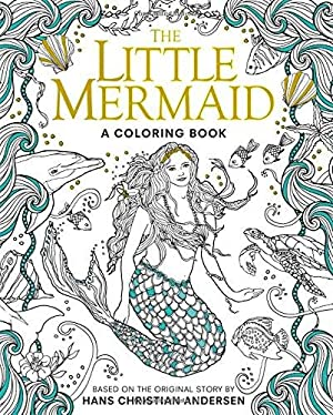 The Little Mermaid: A Coloring Book (Classic: Andersen, Hans Christian