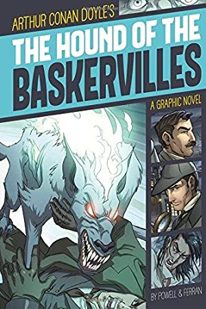 The Hound of the Baskervilles (Graphic Revolve: Doyle, Sir Arthur